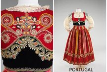Traditional Costume - Iberian penensula