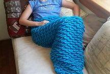 Sereia em tricot