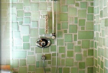 Tile & countertops / by Lizzy Vachon