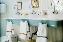 Bathroom / Amazing bathrooms. / by A Thrifty Mrs