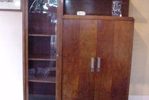 Arrivage de mobilier et canapés chesterfield / Nos dernières trouvailles ! canapés chesterfield, mobilier ancien et vintage !