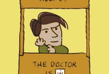 Doctor Who / by Natali Hernandez
