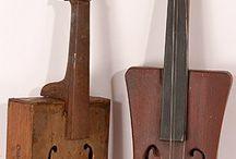 Improvised Guitars