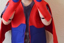 Big Hero 6 costumes