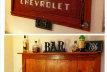 Man cave / by Meghan Roper