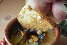 Food: Zuppe, creme e minestre