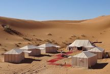 Merzouga Luxury Desert Camp / Merzouga Luxury Desert Camp, © photos Maria João Pavão Serra /All rights reserved http://www.moroccoportfolio.com