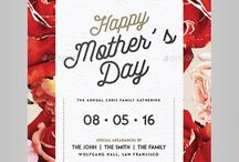 Mother's Day Invite