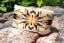 индейские орнаменты