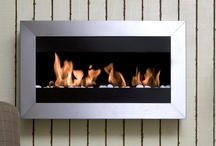 Bio fuel fireplace