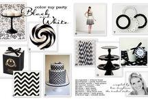 Black & White Fun !!!!! / by Donna Cefole Maillet