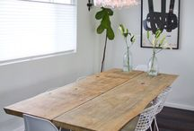 Work that Wood / Dining table