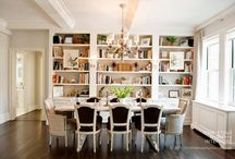 Dining Spaces / by Susan Halstead