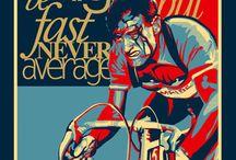 Sykkelplakater/bilder