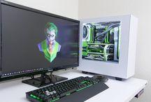 PC Builds - Setups (Likes, Faves, Ultimates)