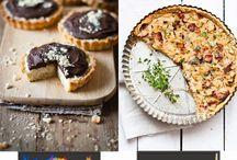 Food Decor / Food decoration inspiration