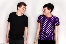 Dan and Phil =*=