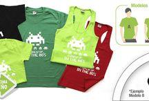 Camisetas chulas / Camisetas especiales, originales y divertidas