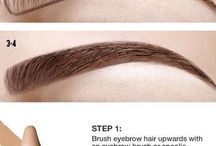 Eyebrow: make a bow!