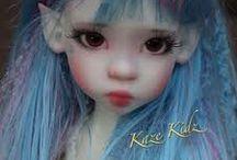 Kaze Kidz - Kaye Wiggs dolls