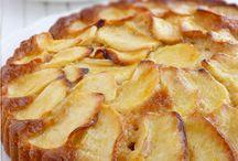 biskocho de manzana