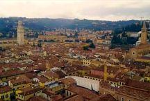 Verona di fine inverno