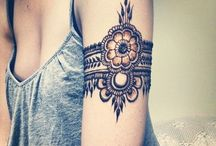 tattoo arm boven