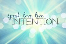 Intention {The Focus of 2016} / by Michele Yates {The Homesteading Cottage}
