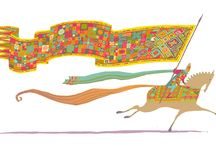Illustration, Animation & Art / ...includes Design & Typography / by Leti Tellez