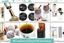 Candoni 12 Days of Christmas