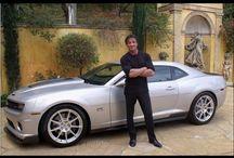 Celebridades Coleções de Carros, Mansões, Jóias, Casas... / Celebrity Collections of Cars, Mansions, Jewelry, Houses ...