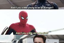 Marvel stuff but mostly RDJ