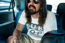 ❤️ Grohl-ism❤️ / The Awesome Dave Grohl  / by Ginger Ramone