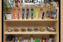 preschool areas
