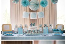 Theme : Baby Shower