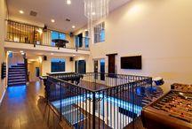 Home Theater & Game Rooms / Home Theater & Game Rooms