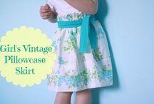 Little Girl Fashions / by Cathy Kizerian