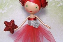 Clothes Pin Dolls and Peg Dolls;D / Clothes Pin Dolls and Peg Dolls DIY