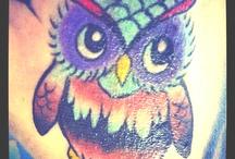 Tattoos / by Jade Howard