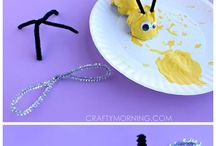 Bugs ~ Bee Theme / Everything bees! Bee crafts, bee printables, bee activities for kids and more!