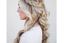 hår/styling-sminke