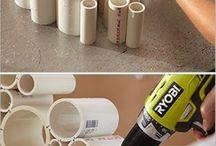 PVC Pipes DIY