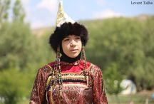 kazak kızları