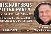 CuisinartBBQs at Canadian Tire / Great new Cuisinart BBQs exclusively available at Canadian Tire