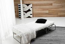 Rozkládací taburet na spaní