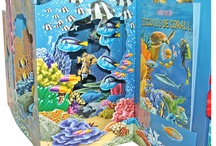 Coral Reef 3D Carousel Book / by Tom Connell