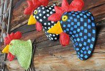 Crafts - paper mache