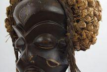 Pende Ceremonial African Mask