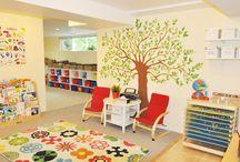 decoración aulas