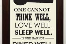 words of wisdom / by Frankie Manuel Podrat